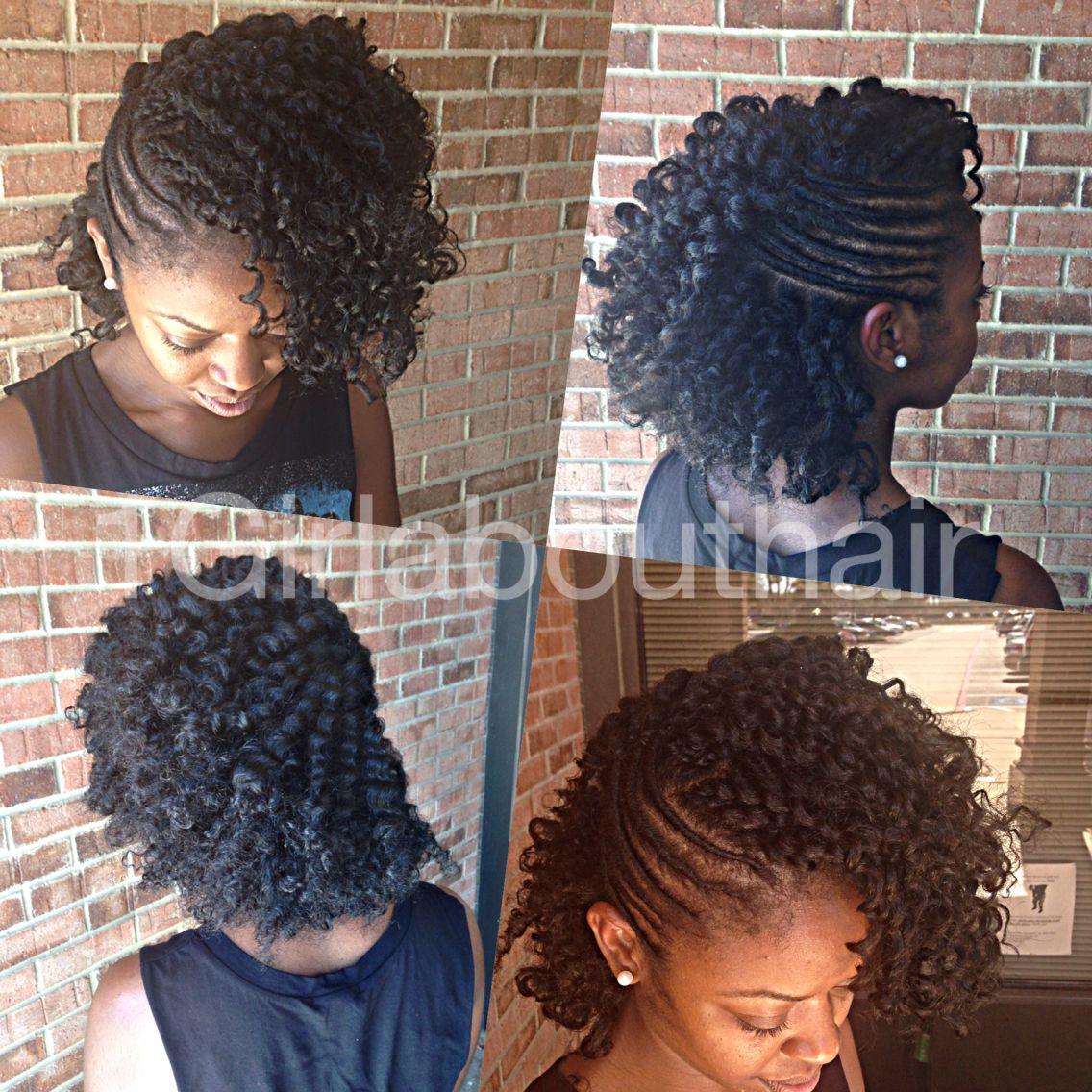Twist out Naturalhair www.Styleseat.com/Allysonnicole #styleseatdallas #naturalhair