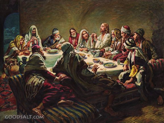 The Last Supper Wall Art the last supper - christian wall art | jesus christ | pinterest