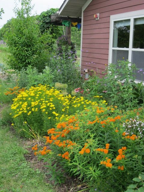 Flower Garden Design - The #1 Mistake | Garden leave, Perennials and ...
