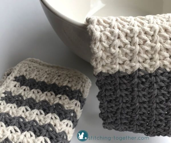 Crochet, Crochet Dishcloths, Crochet Scrubbies