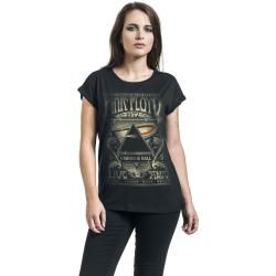Rosa Floyd dunkle Seite des T-Shirts  – Products