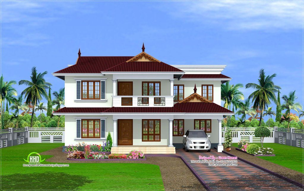 How To Build A New House How To Build A New House Home Design Kerala House Design Dream House Plans Beautiful House Plans