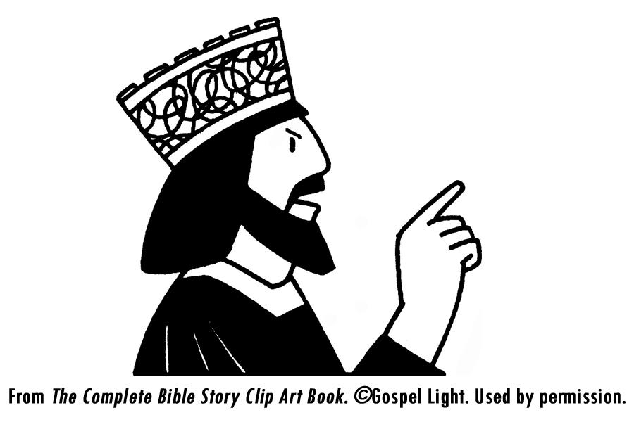 Saul is God ongehoorzaam // King Saul Disobeys God