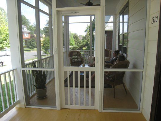 Best 25 screened front porches ideas on pinterest deck for Screened in front porch