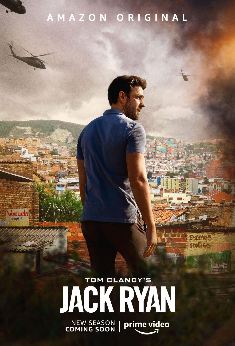 Tom Clancy S Jack Ryan Jack Ryan Movies Tom Clancy John Krasinski