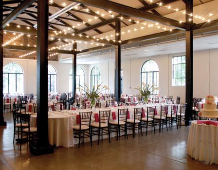 Reception Venue Forest Park Visitor S Center In St Louis Mo St Louis Wedding Venues Wedding Venues Indoor Wedding Inside