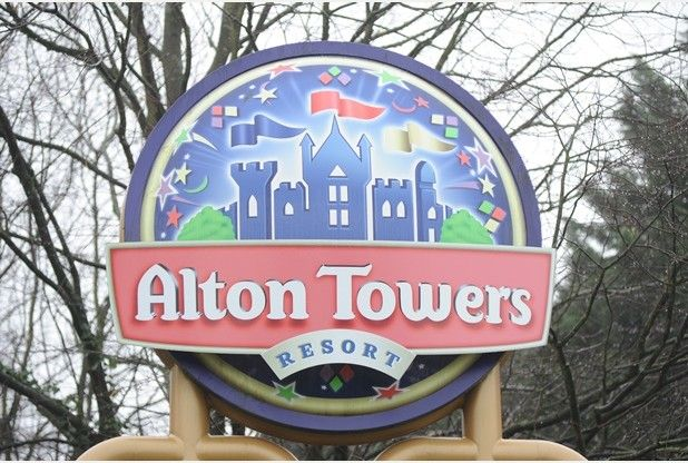 Alton Towers launches world's first virtual reality...: Alton Towers launches world's first virtual reality rollercoaster… #AltonTowers
