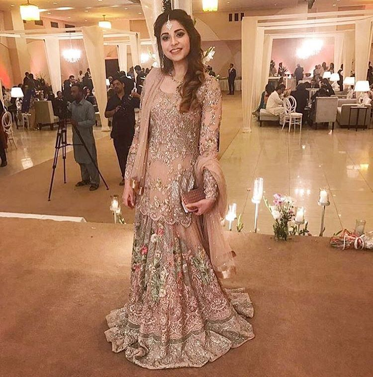 1 645 likes 5 comments desi couture desi couture on for Dress dizain photo