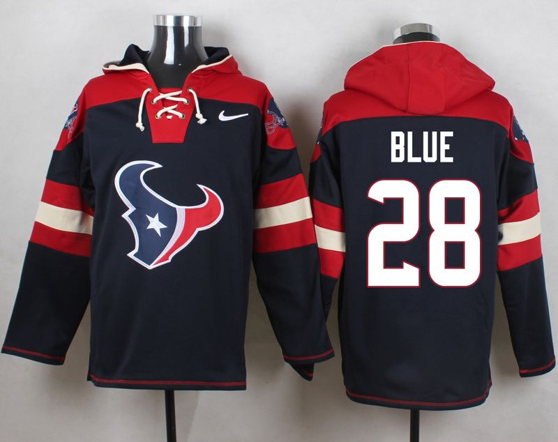 alfred blue texans jersey