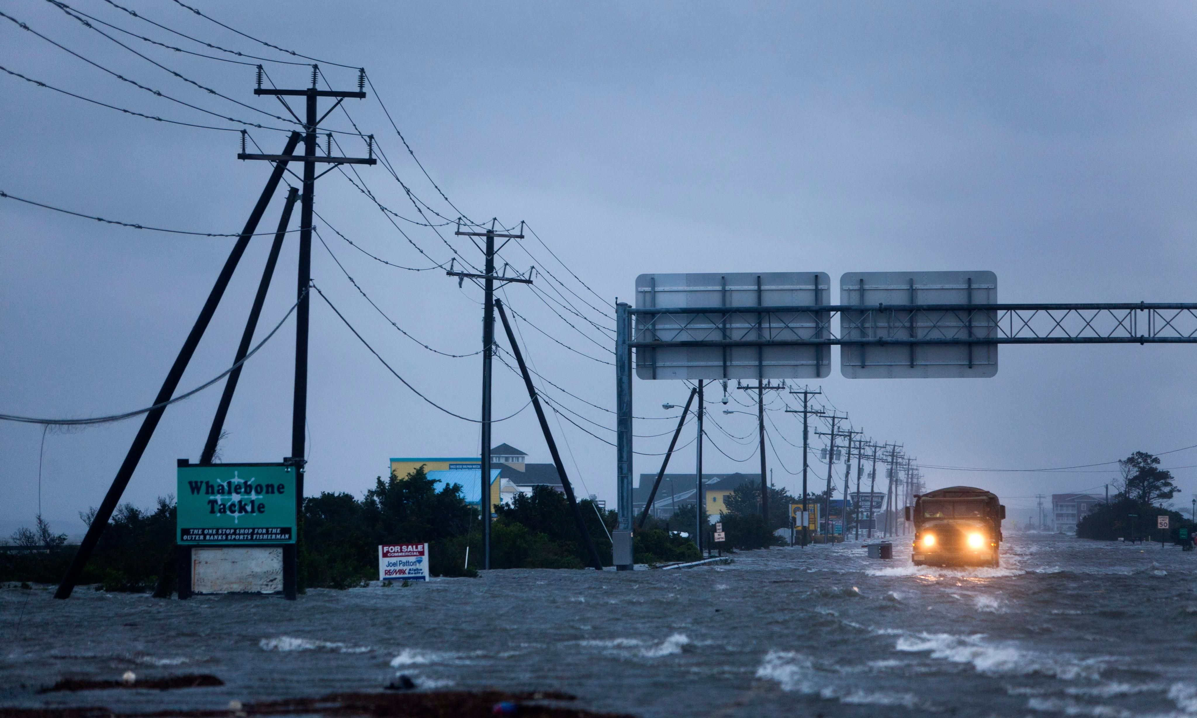 When North Carolina Got Bad News About What Its Coast Could Look Like Thanks To Climate Change It Chose To Ignore Albemarle Sound Severe Storms North Carolina