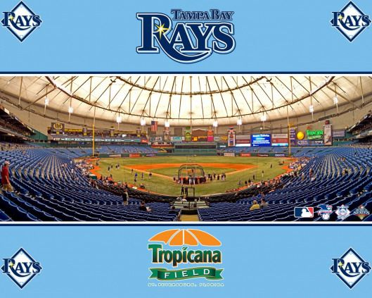 I want to see a Tampa Bay Rays game at Tropicana Field