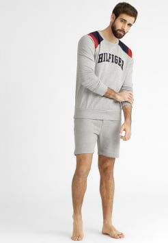 Tommy Hilfiger - Pyjamasskjorte - grey