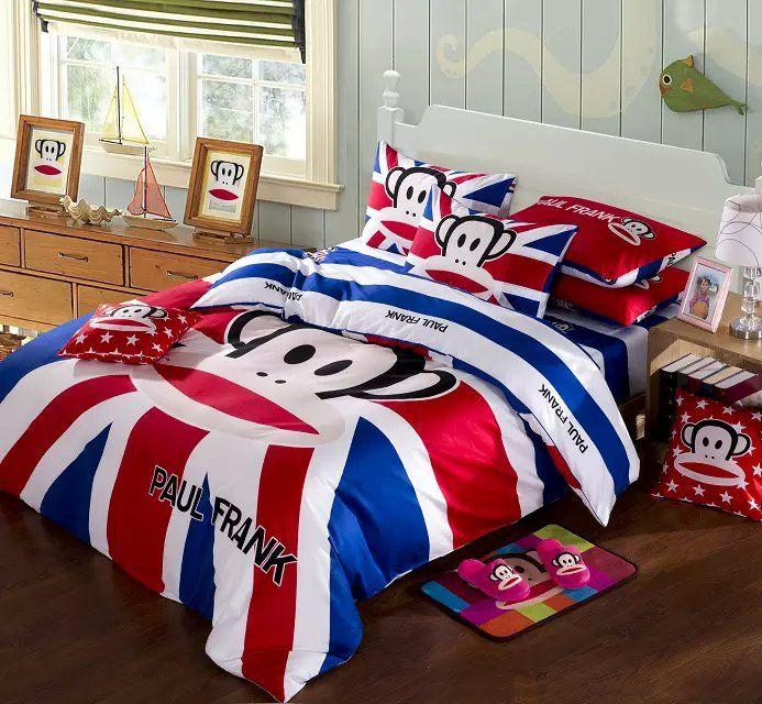 Paul Frank Bedding Best Comforter Sets