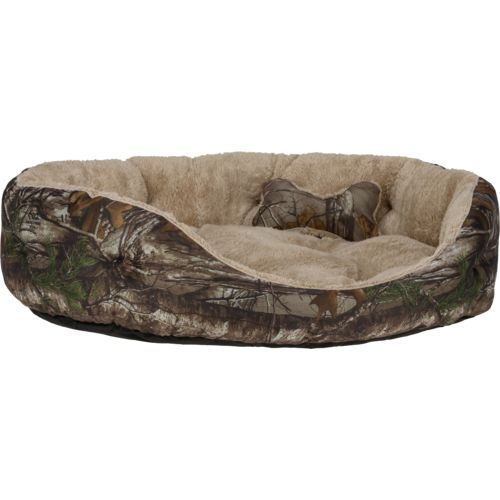 Magellan Outdoors Realtree Xtra Large 2 Piece Dog Bed And Plush Bone Toy Set Dog Pet Beds Dog Bed Old Dog Quotes