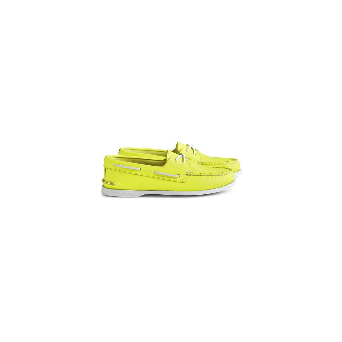 Unisex Cloud Authentic Original Neon Boat Shoe Yellow Source by sperry yellow