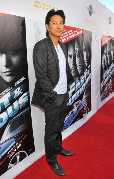 Sung Kang Photos Photos: Premiere Of Universal Studios Home Entertainment's Los Bandoleros #homeentertainment