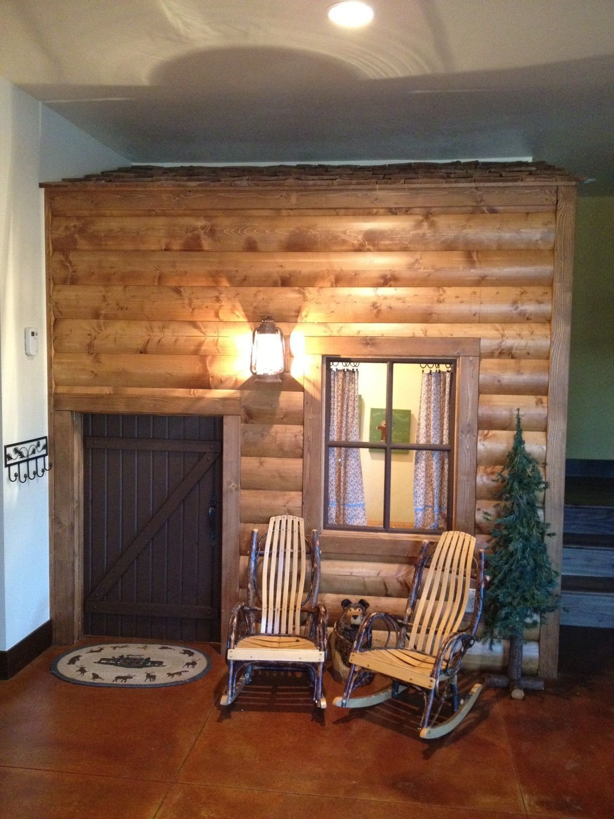 Love The Under The Stairs Playhouse That We Built In