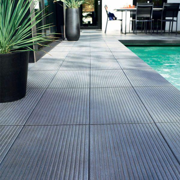 Quel Materiau Choisir Pour Une Terrasse De Piscine Carrelage Exterieur Carrelage Terrasse Carrelage Piscine