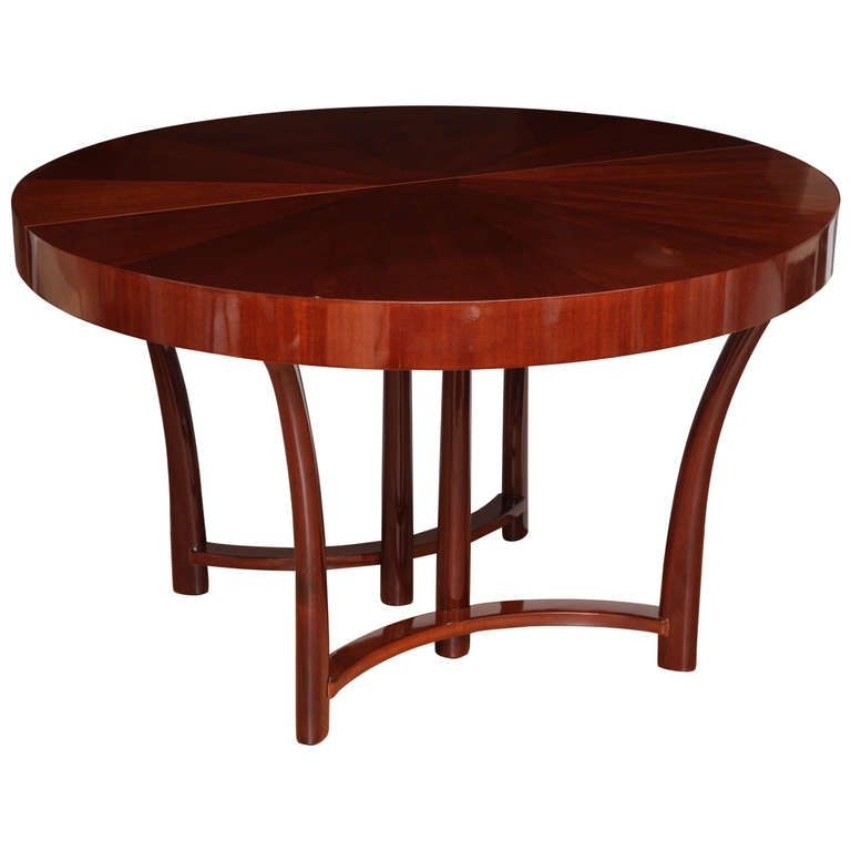 Round Widdicomb Dining Table Designed In 1938 Dining Table