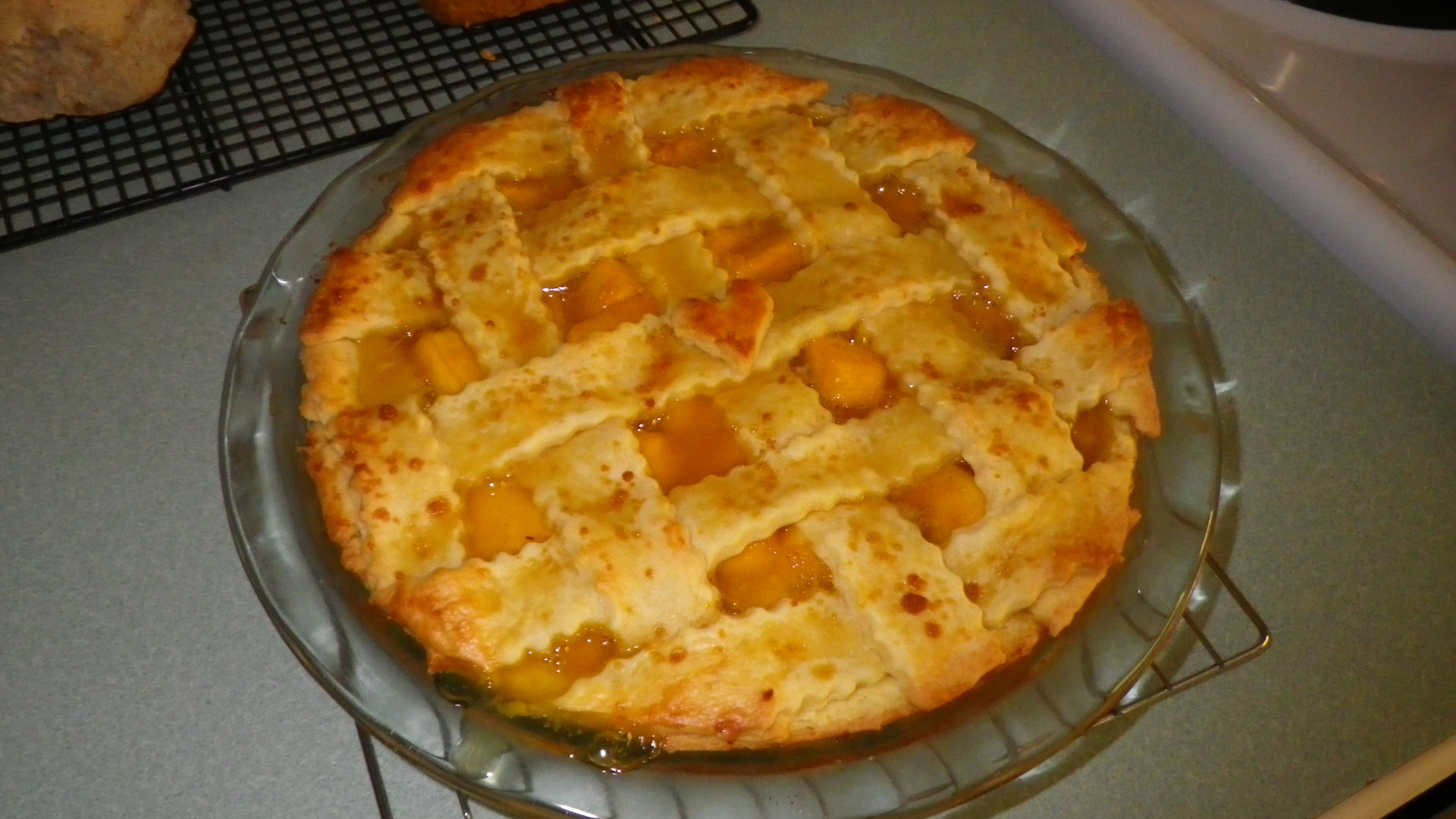 Mango pie | Recipes | Pinterest