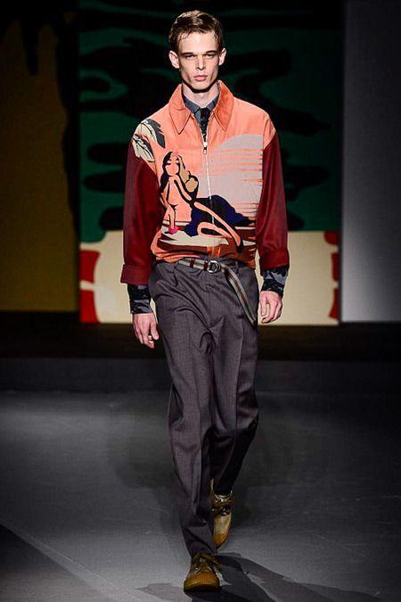 aa1eede37a1f Prada Spring 2014 Menswear Collection