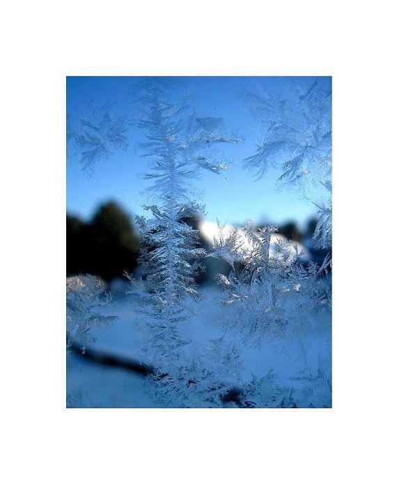 Jack Frost Winter Ice Fantasy Frosty by LovesParisStudio on Etsy, $10.00