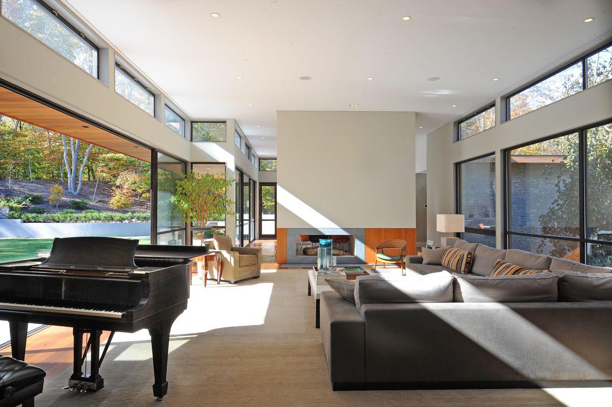 Schon Mitte Des Jahrhunderts Moderne Häuser Amagansett House Modern Mountain Home  Ideas Pinterest