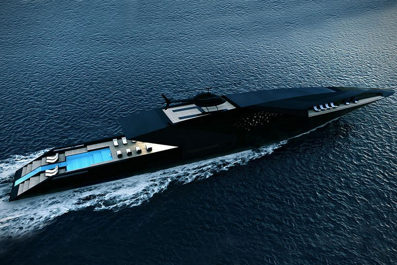 The Top 10 Most Extraordinary Superyachts Of 2016 Boat Super Yachts Luxury Yachts