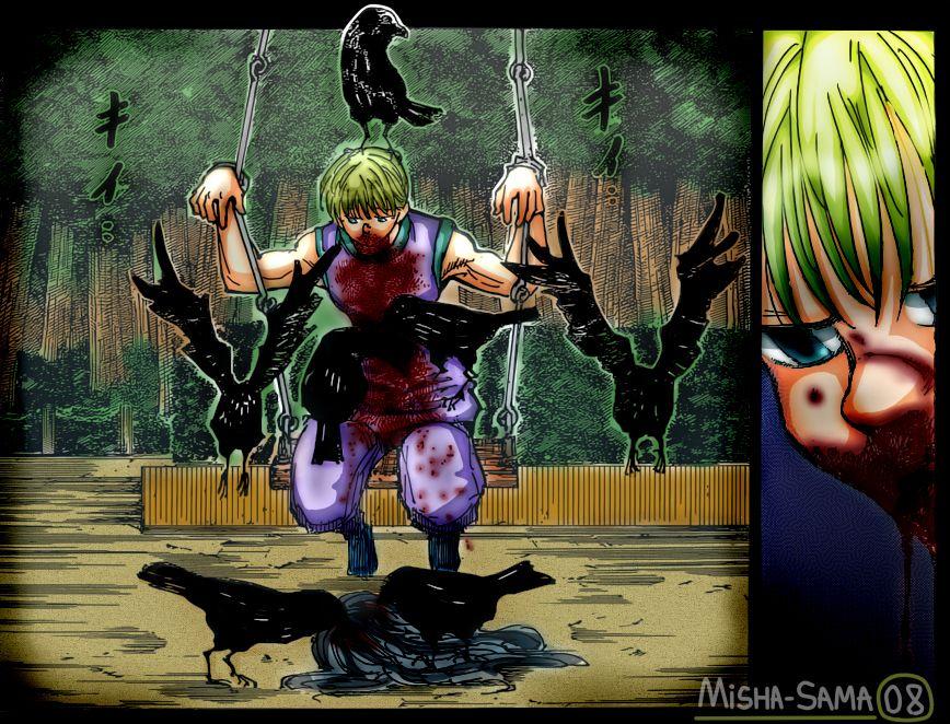 Las cosas más locas que hizó Hisoka  (Hunter x Hunter)