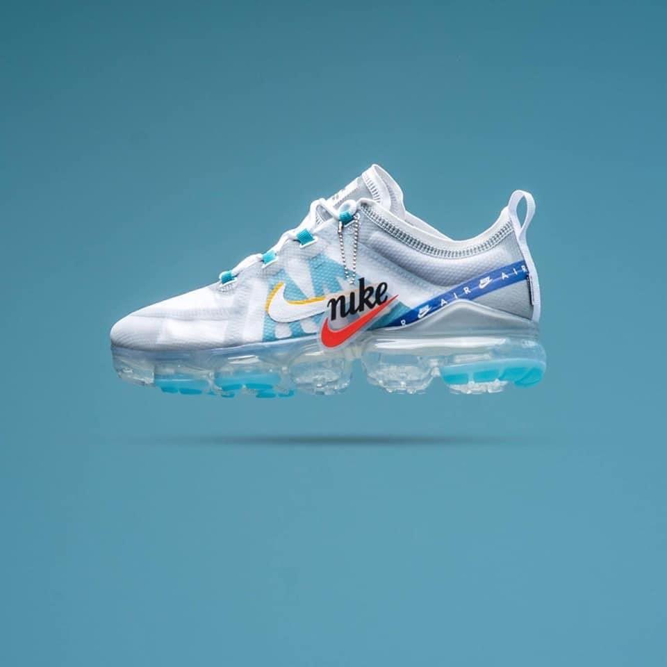 Nike Air VaporMax 2019 White University