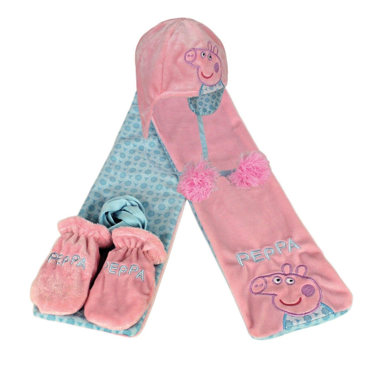 Peppa Pig · Set de Invierno para bebé 6a4ecdc1411