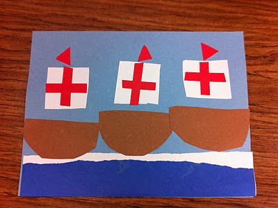 Welcome To Room 36 Columbus Day Classroom Crafts Preschool Crafts School Crafts