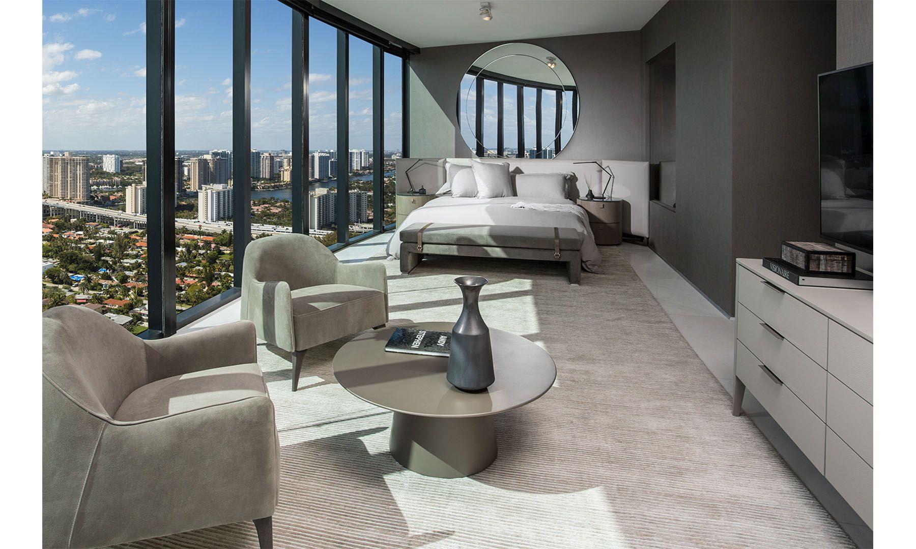 look inside a porsche design tower miami residence in 2019 luxury rh pinterest com