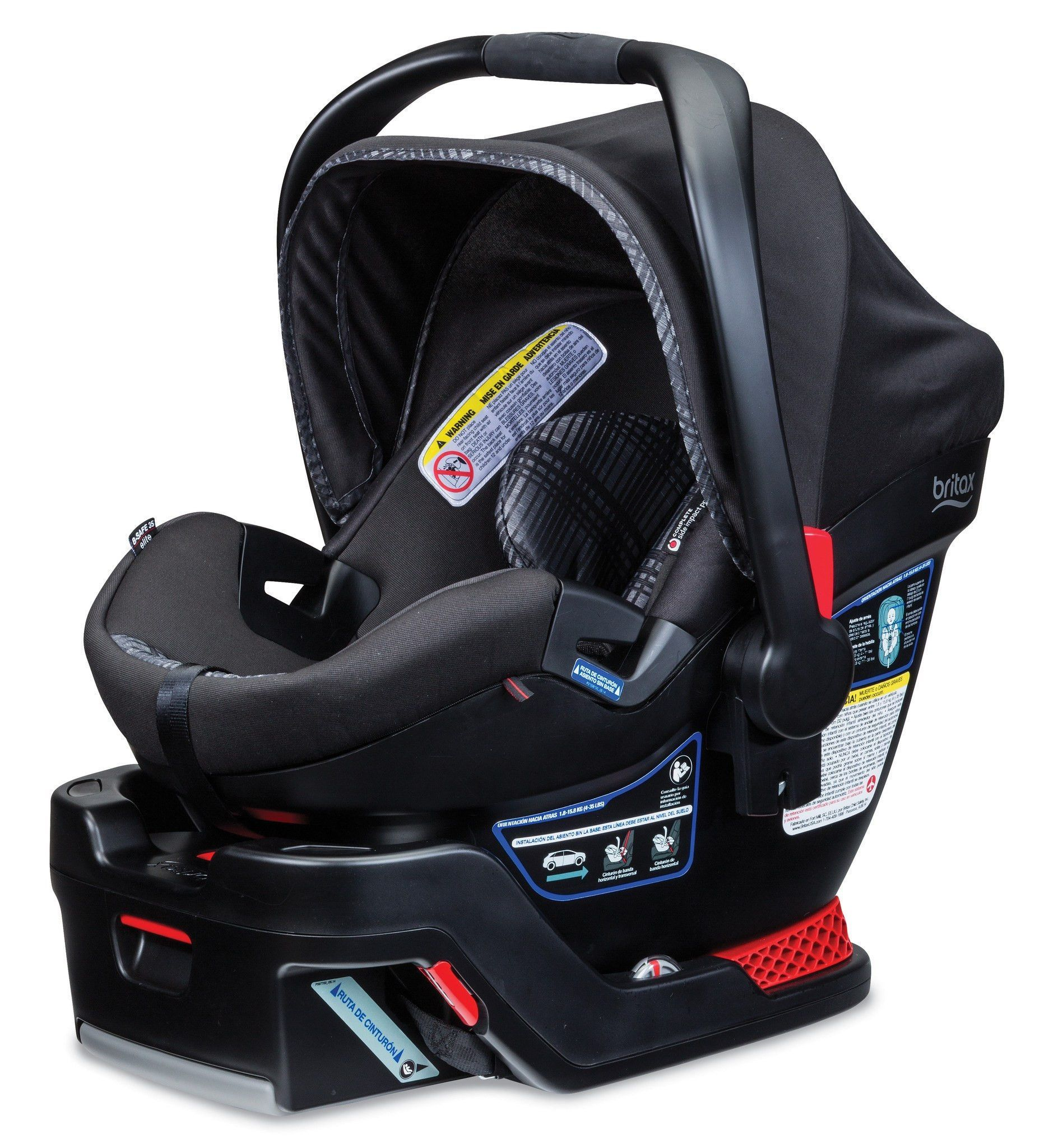 10 best I Safe car seat Reviews for Group 2 3 for 2017