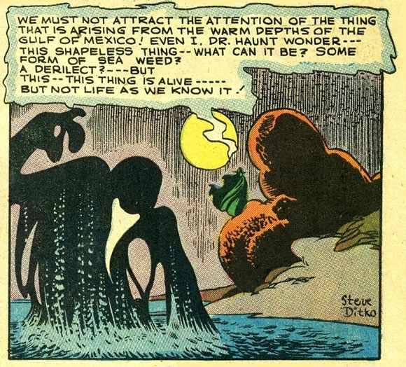 Out of the Depth (Haunted 14, 1957)