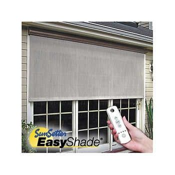 SunSetter EasyShades Pool Party !! Pinterest Window, Window