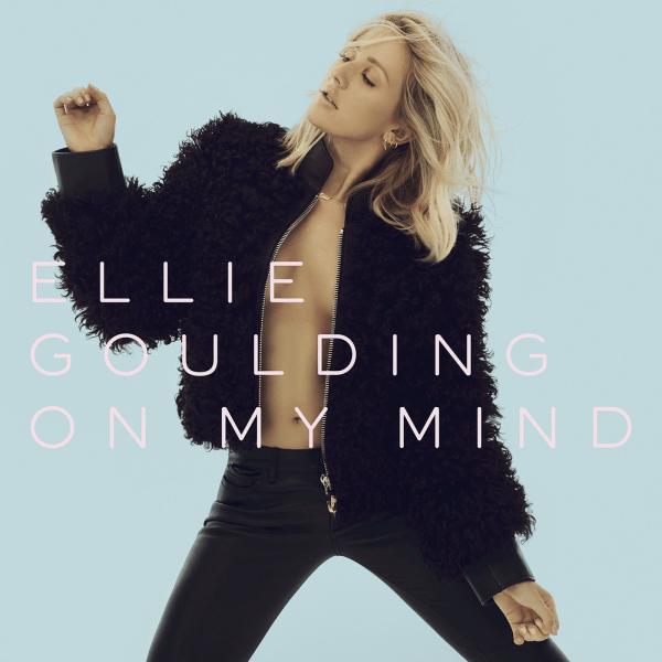 Ellie Goulding – On My Mind (single cover art)