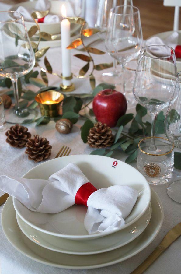 Frohe weihnachten christmas - Esszimmertisch deko ...