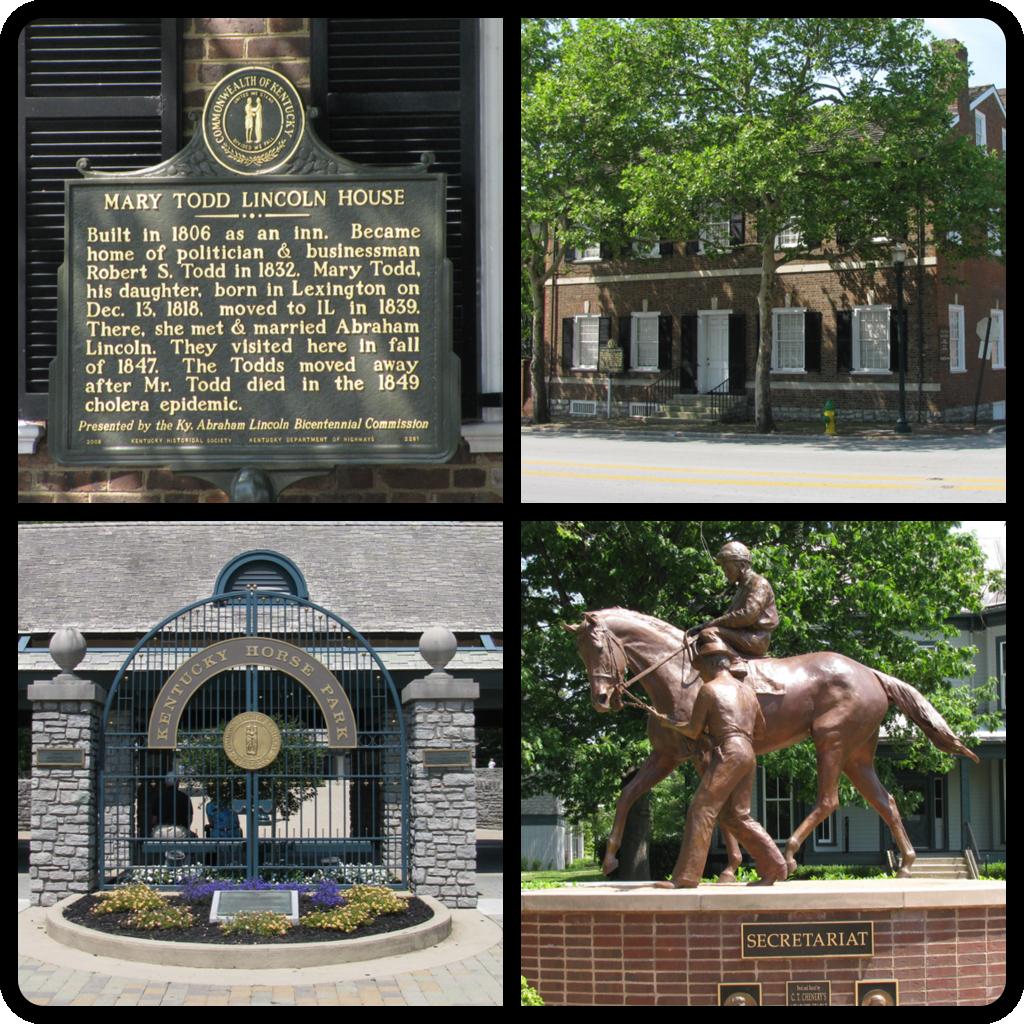 Mary Todd Lincoln House u0026 Kentucky Horse