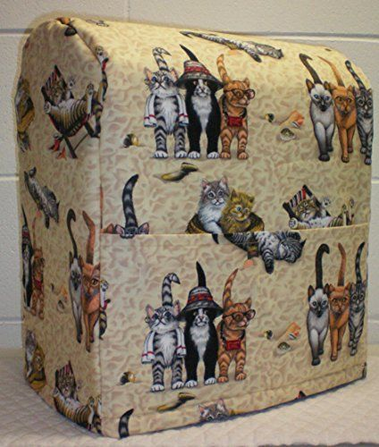 Beach Cats Kitchenaid Lift Bowl Stand Mixer Cover All