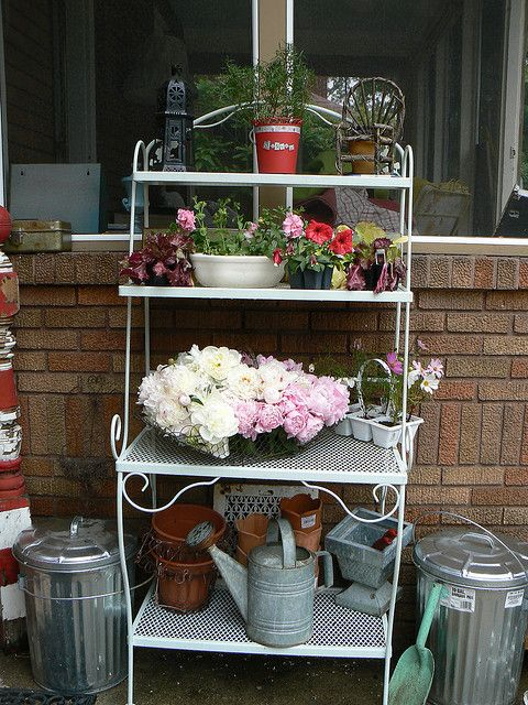 For Outside Gardening Tools Get Rid Of It From The Kitchen