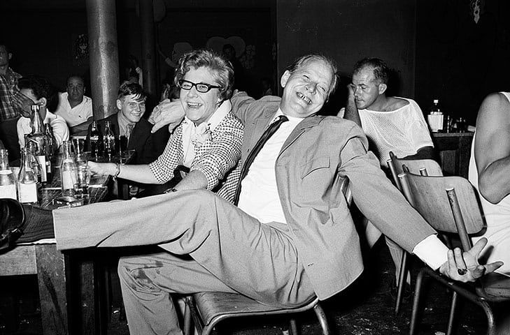 Joy And Sadness At The Trophy Town By: Billy Monk Nightclub Photos Show 1960s Cape Town At Play