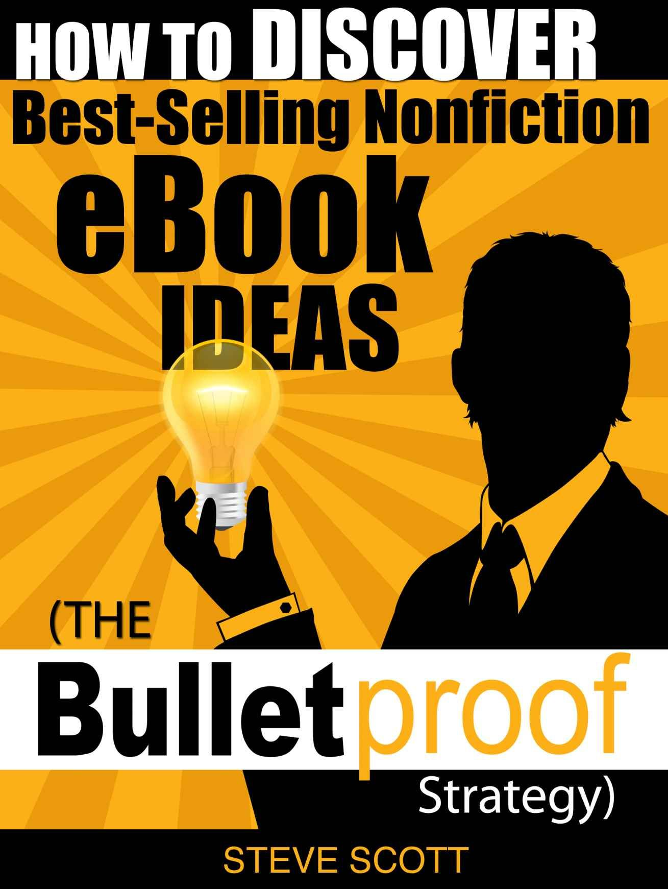 How to Discover BestSelling Nonfiction eBook