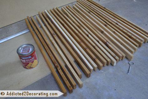 Diy Removable Cedar Shower Floor Mat Bathroom Ideas