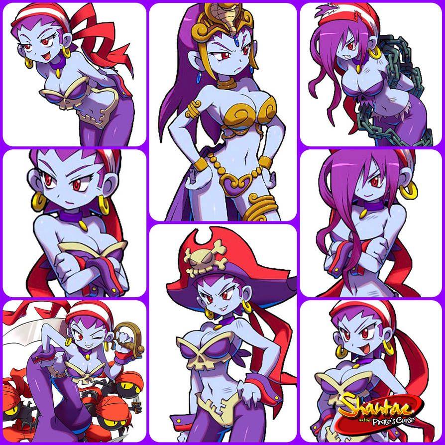 35++ Shantae transformations ideas