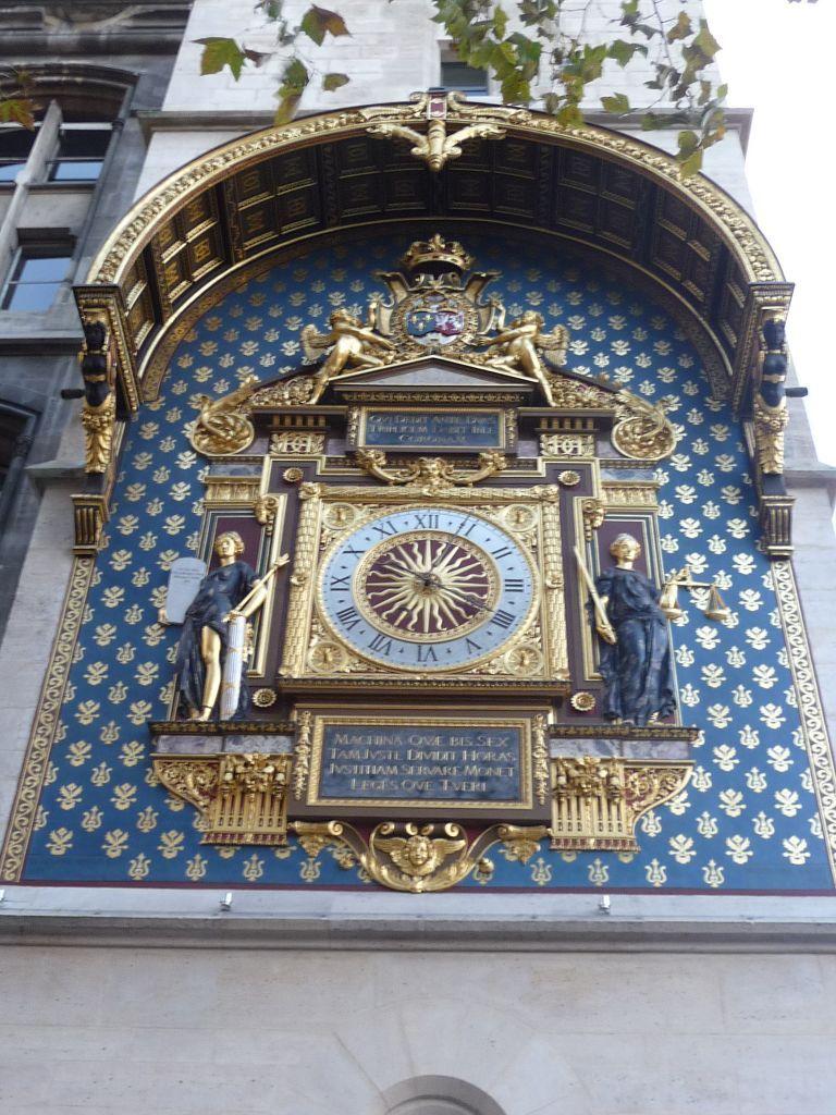 La Tour De L Horloge Quai De L Horloge Paris La Tour De L Horloge Du Palais De La Cite Est Une Tour Du Palais De Justice De Par France Paris Paris France