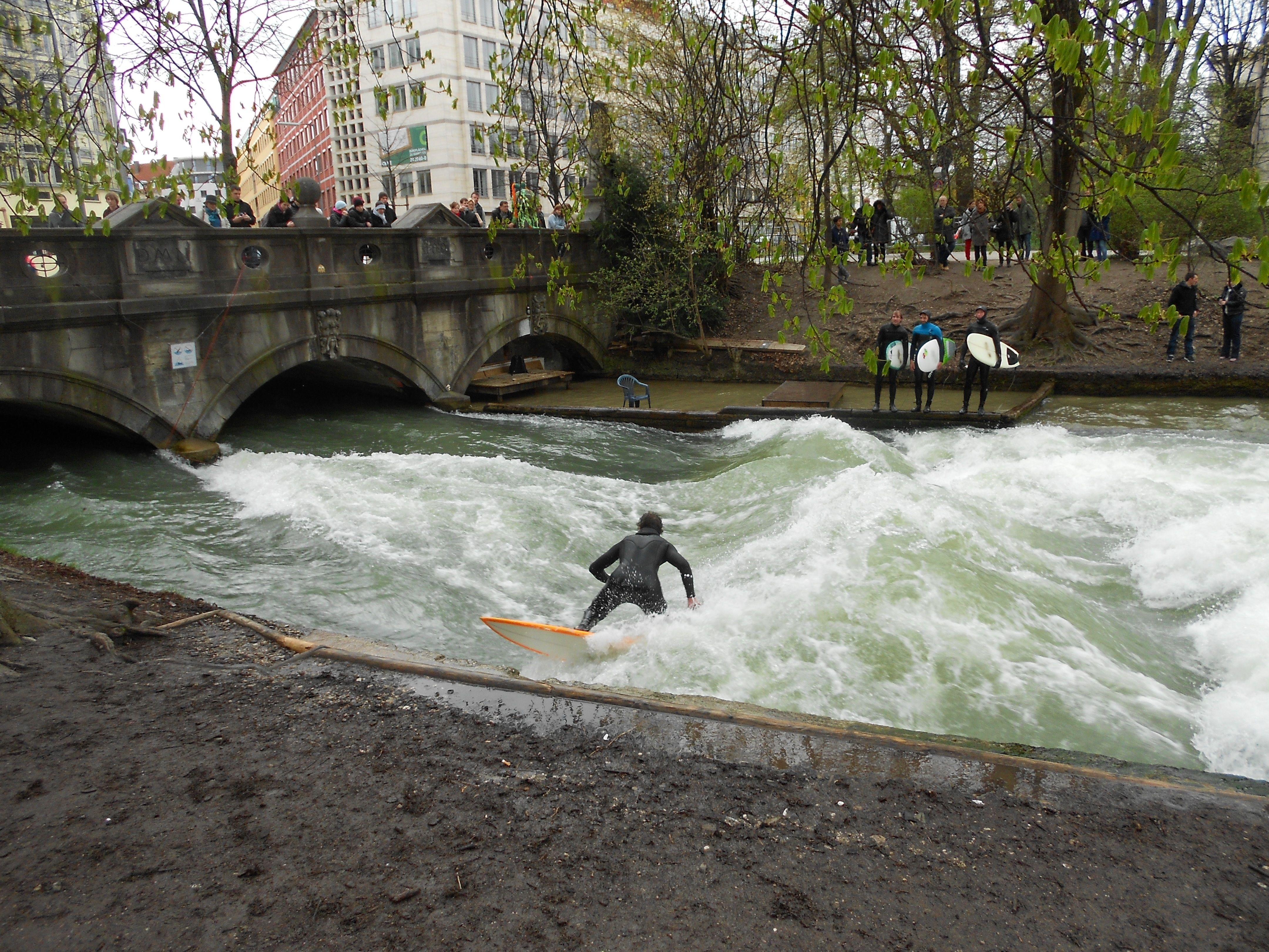 Good Englischer Garten Surf