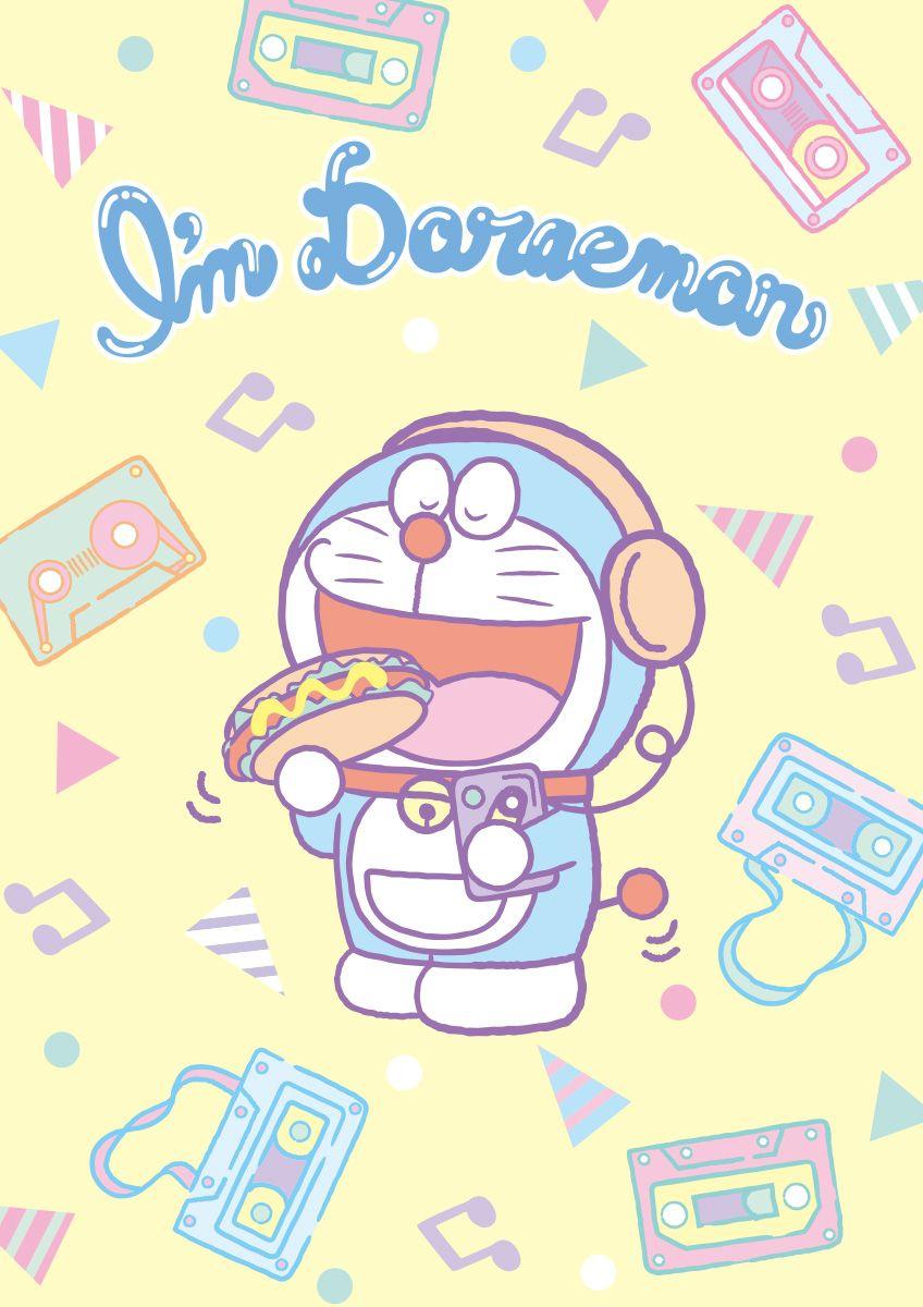 I M Doraemon アイム ドラえもん サンリオ ドラえもん イラスト