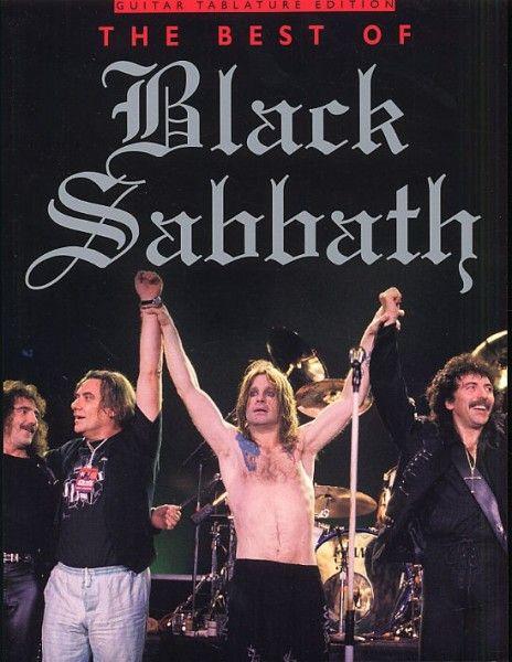 Новый am928818 - The Best Of Black Sabbath (TAB) - книга ...