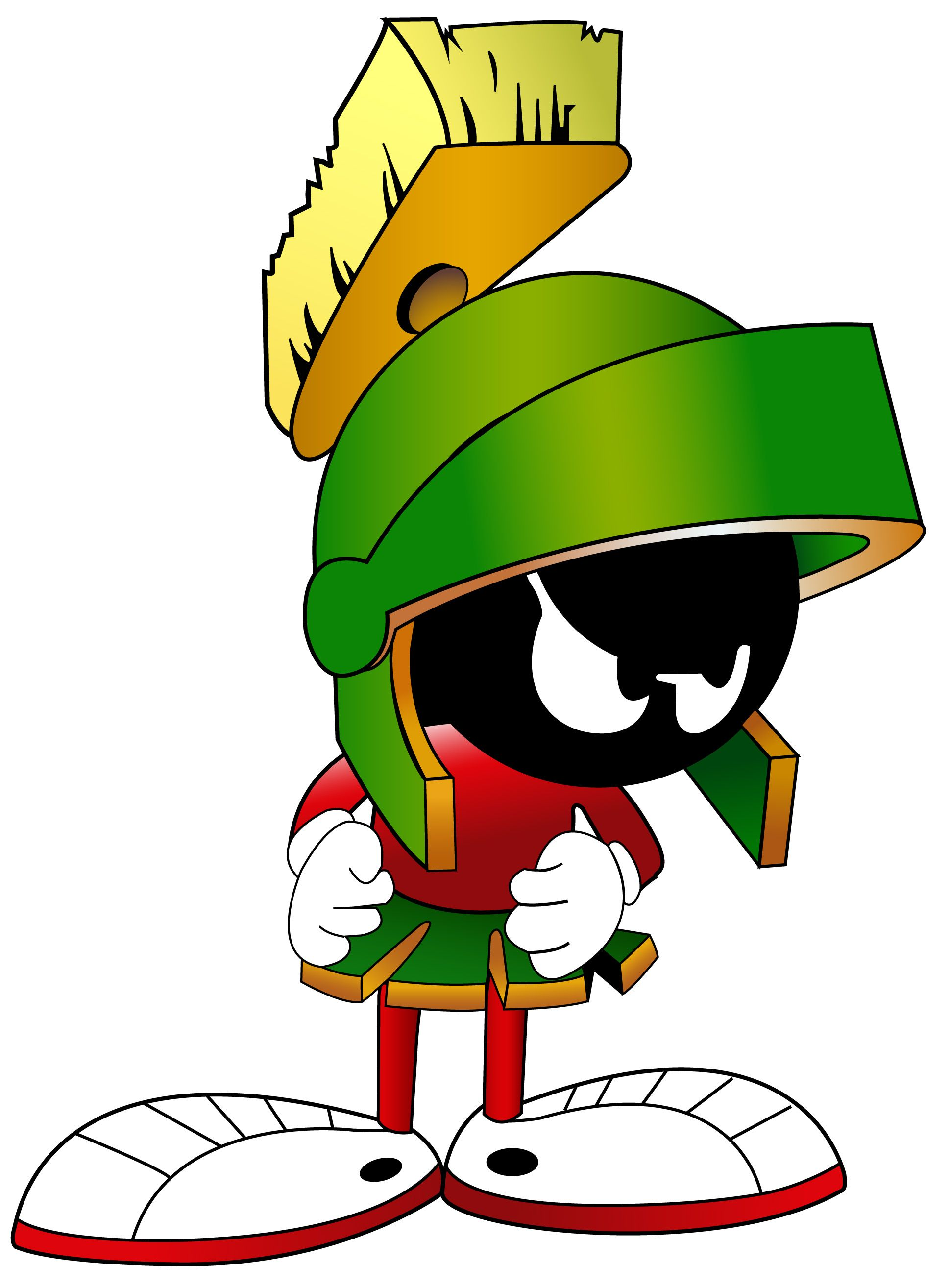 Marvin the Martian (character) | CARTOONS | Looney tunes ...